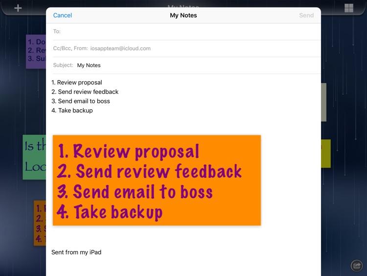 Memo Notes screenshot-4