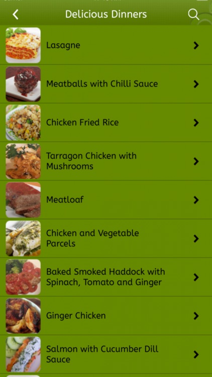 Slimming Diet meal planner screenshot-3