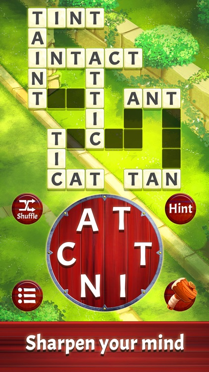 Game of Words: Cross & Connect screenshot-3