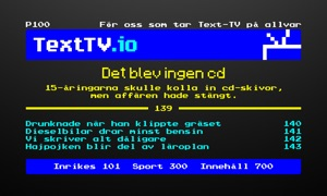 Text-TV - For those who take teletext seriously