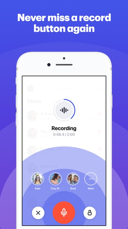 SpeakApp Voice Messenger screenshot-4
