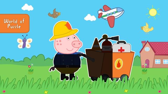 El bombero bob con amigos en App Store