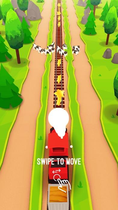 Rush Track Express screenshot 1