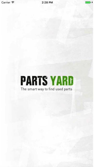 PartsYard Supplier screenshot one