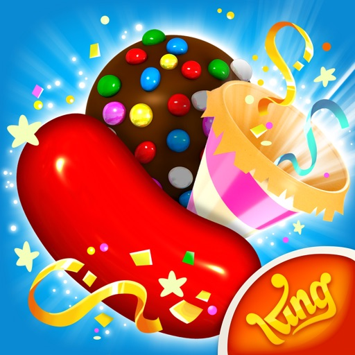 Candy Crush Saga application logo