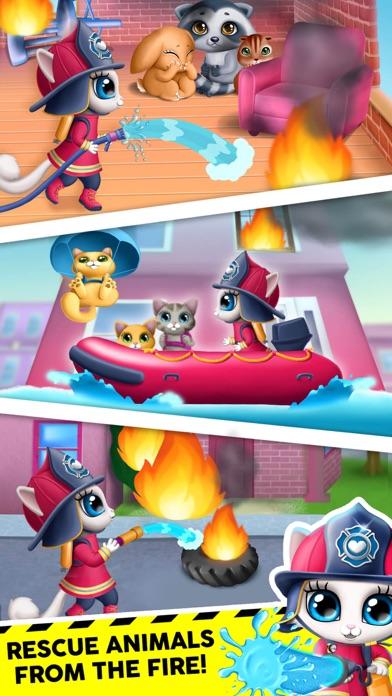 Kitty Meow Meow City Heroes screenshot 3