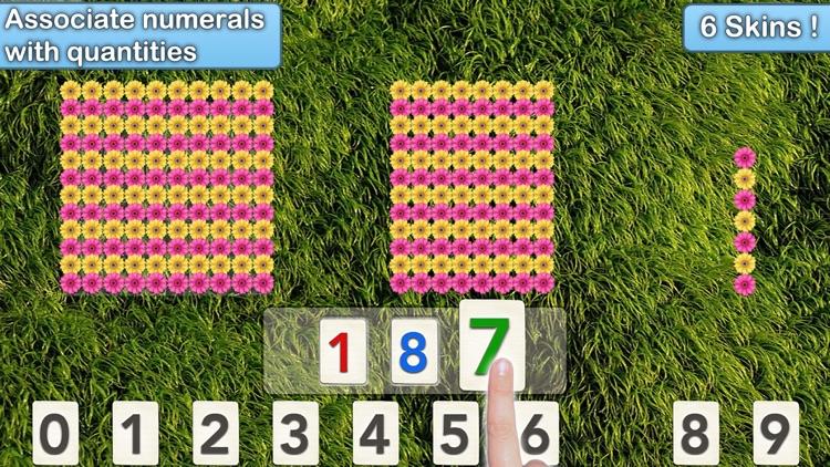 Montessori Numbers for Kids screenshot-4