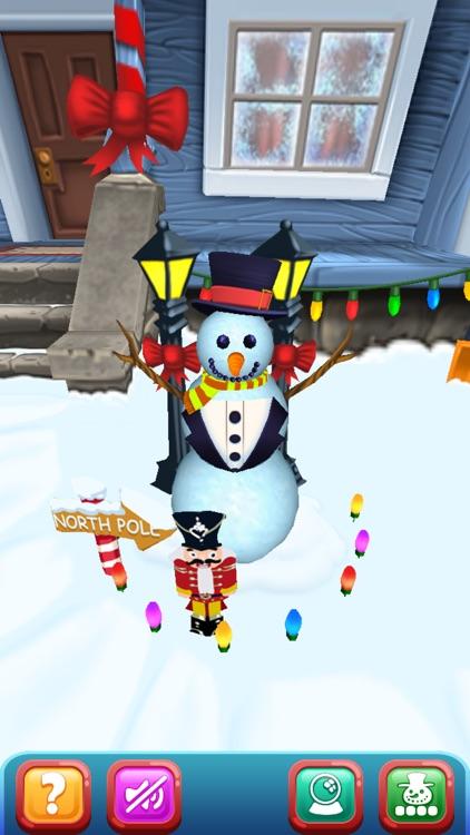 Snowman 3D screenshot-5
