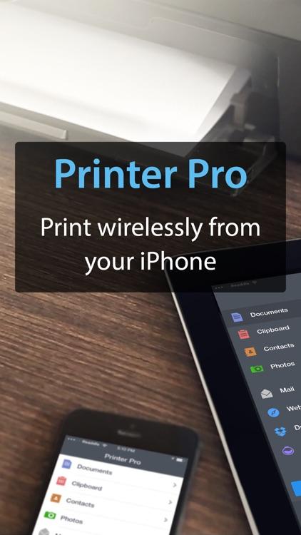 Printer Pro screenshot-0