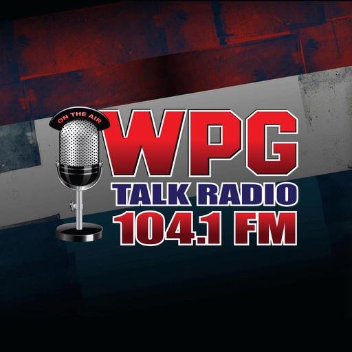 WPG Talk Radio 104 1 (WPGG) by Townsquare Media, LLC