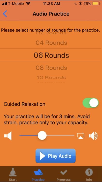 Yoga Sun Salutation screenshot-3