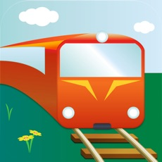 Activities of Train Picturebook for Toddlers