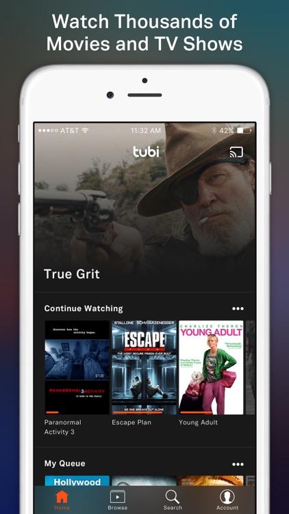 Tubi TV - Movies & TV Shows screenshot-0