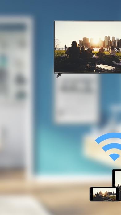 Mirror Cast for Chromecast TV Screenshots