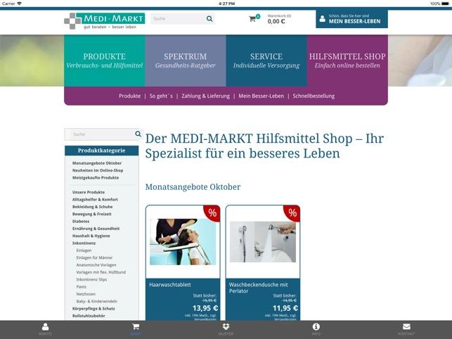 Medi Markt Hilfsmittel Shop Einfach Online Kaufen 6