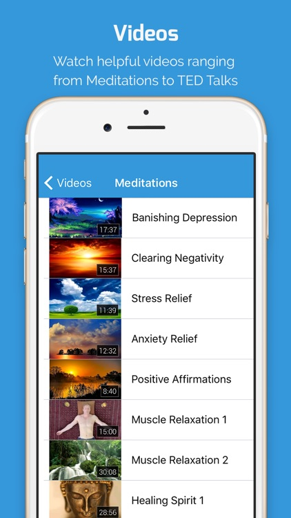 MoodTools - Depression Aid screenshot-3