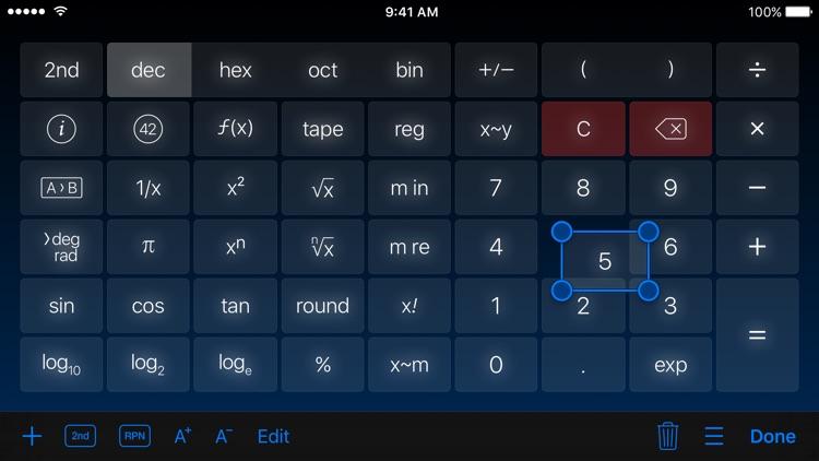 PCalc - The Best Calculator screenshot-3