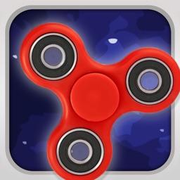 Fidget Spinner - Hand Space