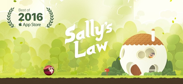 Sally's Law Screenshot