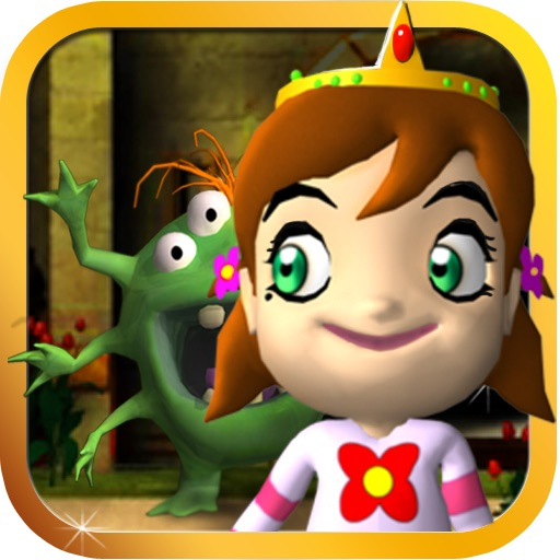 Find the Princess Plus - The Magic 3D Monster Race