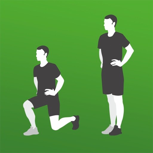 Lunges - workout for leg