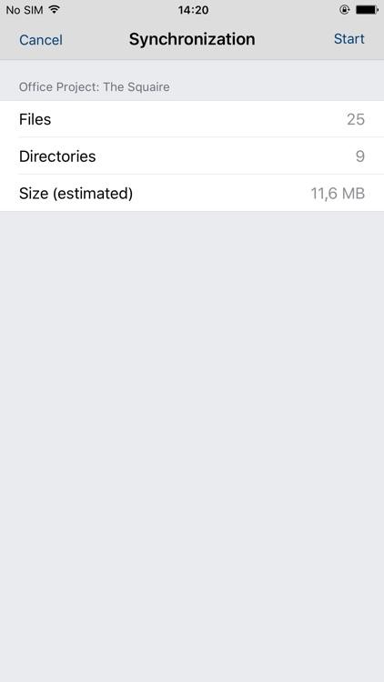 Fabasoft Cloud screenshot-4