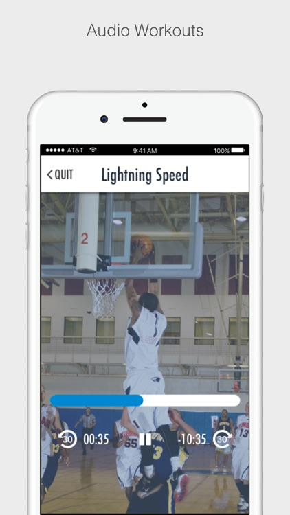 Jump Higher – Learn to Dunk