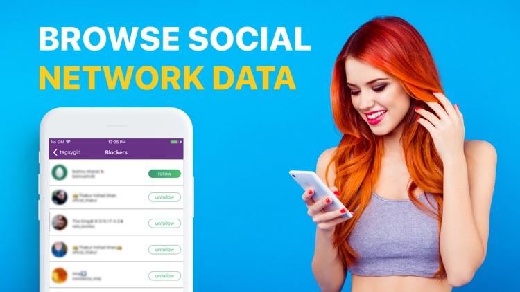 Tagsy: social media analytics