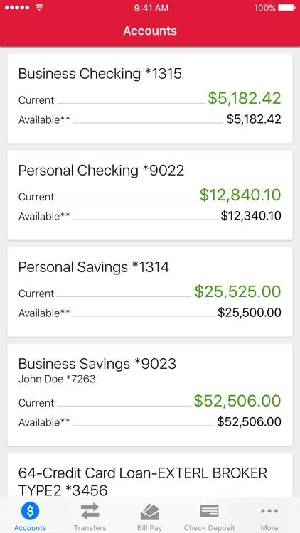 Meritrust CU Mobile Banking screenshot-4
