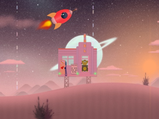 Screenshot #5 pour Jasper's Rocket