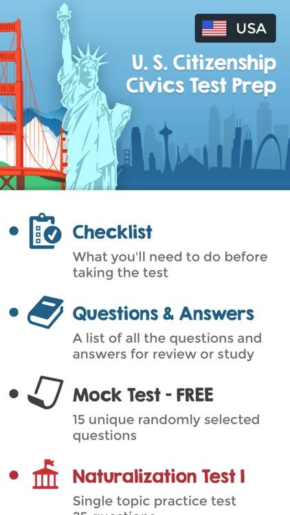 US Citizenship Test Questions