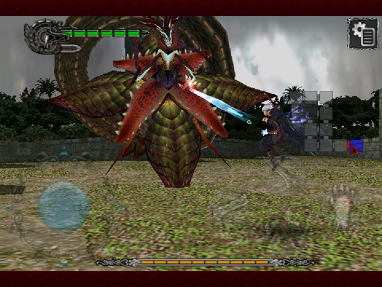 Devil May Cry 4 refrain Screenshots