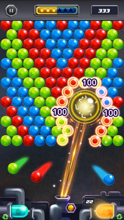 Power Pop Bubble Shooter Mania screenshot-4