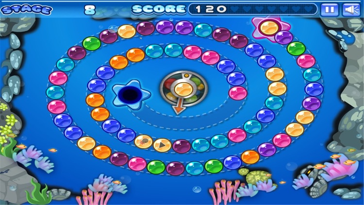 Candy Marble Shooter