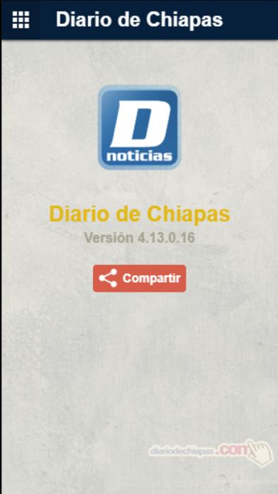 Diario de ChiapasCaptura de pantalla de2
