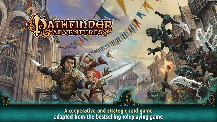 Pathfinder Adventures screenshot-0