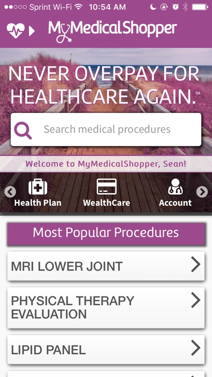 MyMedicalShopper screenshot-1