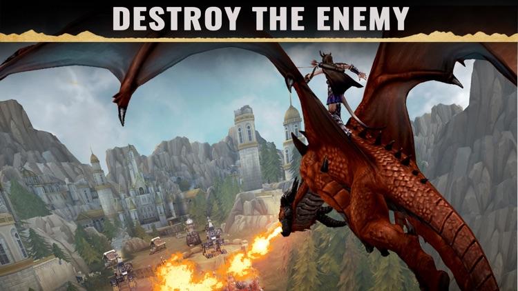 War Dragons screenshot-4