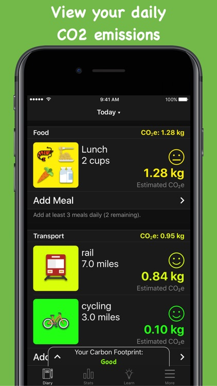 Eco Buddy - Live Sustainably screenshot-0