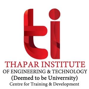 Thapar Institute.