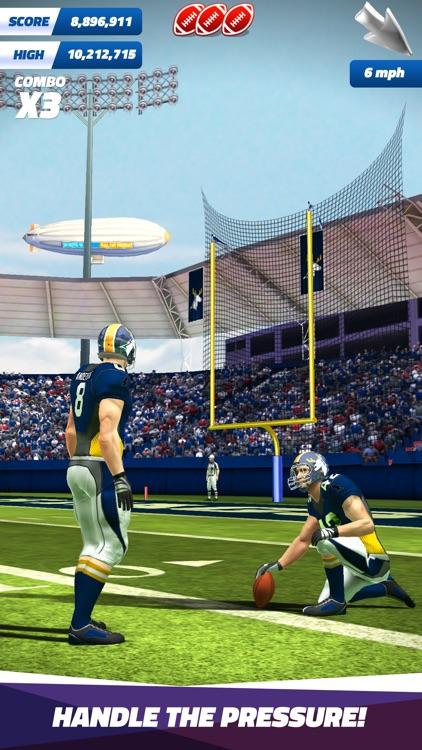 Flick Field Goal 18 screenshot-0