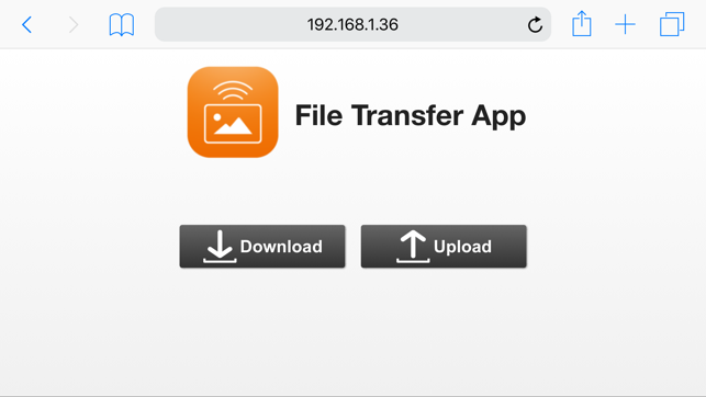 history of the iphone file transfer app on the app 6488