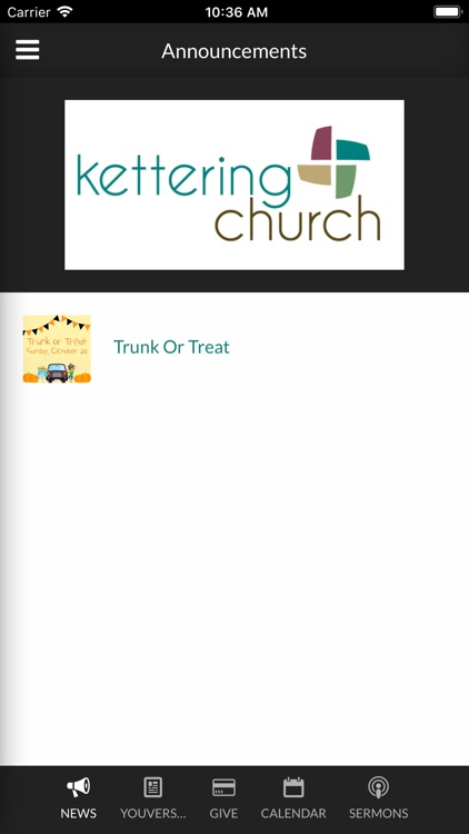 Kettering Church screenshot-1