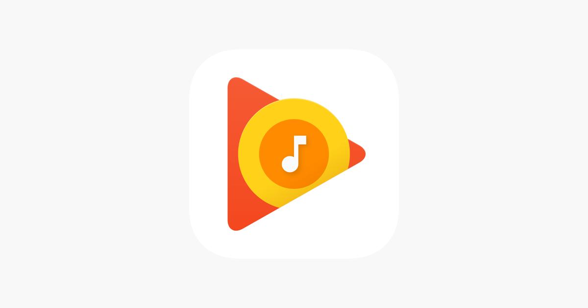 aplikasi pemutar musik google play music
