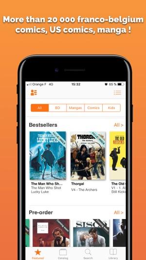 izneo: Read BD, Comics, Manga on the App Store