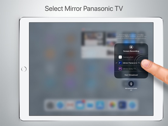 Mirror for Panasonic Smart TV screenshot 6