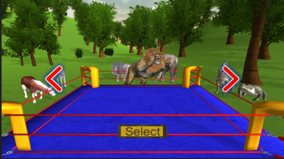 点击获取Real Animal Ring Fighting
