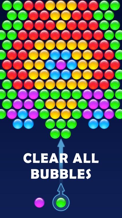 Bubble Shooter • Pop Bubbles screenshot-3