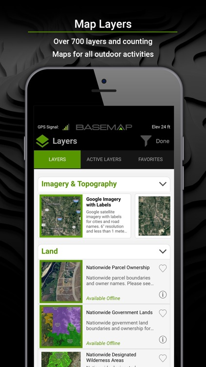 BaseMap: GPS for the Outdoors screenshot-9