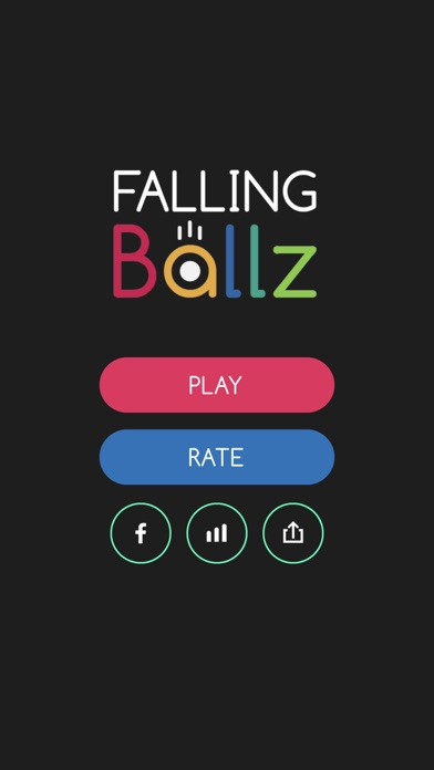 Falling Ballz screenshot 5
